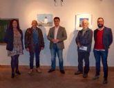 Fernando Mazón, Rosa Papillón y Antonio Pozo presentan 'Farolinos' en el Museo de San Javier