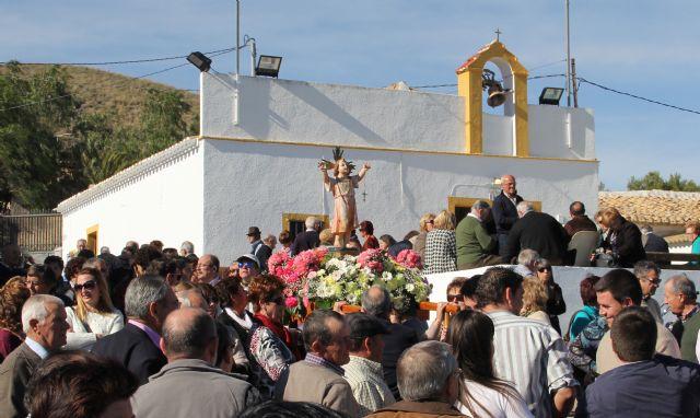 Puerto Lumbreras celebrará este fin de semana las Fiestas en honor al Niño de Nápoles - 1, Foto 1