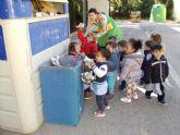 El Ecoparque municipal recibe a sus visitantes más jóvenes