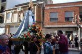 Alcantarilla celebra en el Barrio de Las Tejeras las fiestas en honor a la Virgen de la Paz 2016
