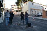 El Ayuntamiento renueva el asfaltado de la Avda. Salcillo de Lo Pagán