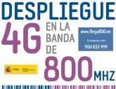 La implantación del 4G puede crear problemas en la señal de Televisión Digital Terrestre (TDT) en Totana