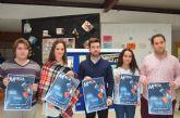 El director general de Juventud animó a los jóvenes de San Javier, San Pedro del Pinatar y Los Alcázares a participar en el programa 'Murcia Bajo Cero'