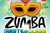 Master class de zumba especial Carnaval