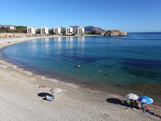 Iniciada la mejora de los accesos en las playas de El Mojón y Rincón de Bolnuevo - 1, Foto 1
