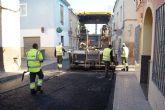 Comienzan las obras de pavimentación y acondicionamiento en algunas calles del casco urbano que se encuentran más deterioradas