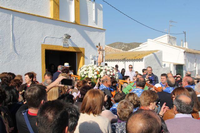 Finalizan las Fiestas en Honor al Niño de Nápoles 2016 con la tradicional Misa y Romería - 2, Foto 2