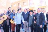 El presidente de la Comunidad asiste al XIX encuentro de Cuadrillas de Aledo