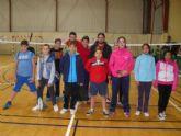 Comienzan las fases regionales de Orientación, Bádminton y Tenis de Mesa de Deporte Escolar, con una amplia representación totanera