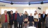 El club de jubilados reconoce a sus socios de mayor edad