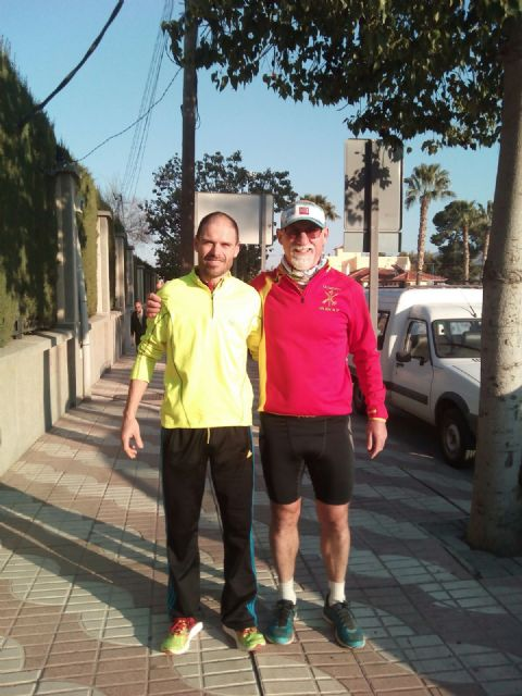 El club Atletismo de Totana despide el año participando en varias San Silvestres de la Región, Foto 2