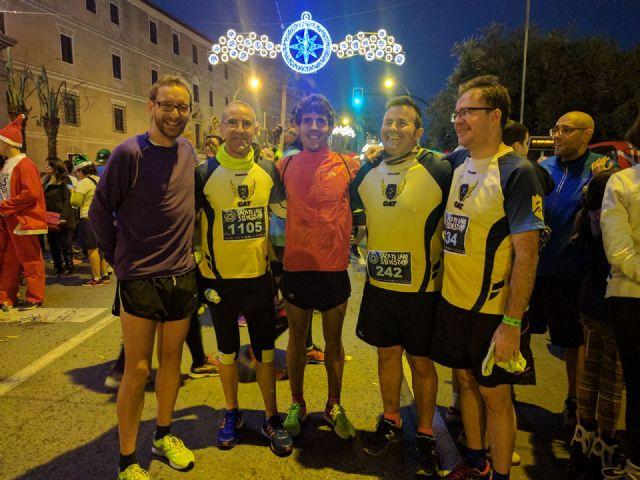 El club Atletismo de Totana despide el año participando en varias San Silvestres de la Región, Foto 5