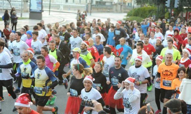 El club Atletismo de Totana despide el año participando en varias San Silvestres de la Región, Foto 7
