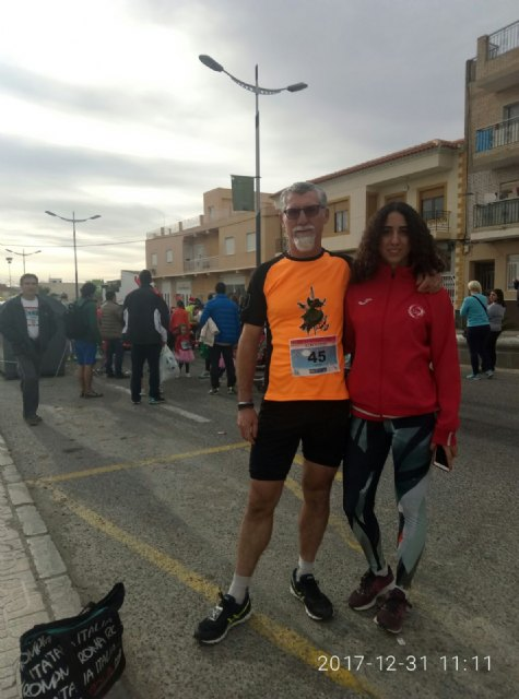 CAT athletes participated in the I Correvieja Totanera, San Silvestre de Albox and San Silvestre de Murcia - 4