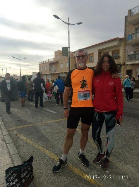 Atletas del CAT participaron en la I Correvieja Totanera, la San Silvestre de Albox y la San Silvestre de Murcia, Foto 4