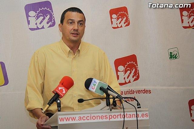 Antonio Izquierda Unida politician José Antonio Pujante Diekmann dies at age 52 - 1