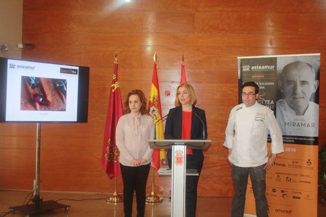 La alta cocina más solidaria se dará cita en Murcia de la mano de Asteamur - 1, Foto 1