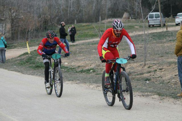Segundo puesto para José Andreo del CC Santa Eulalia en La Roda (Circuito btt Albacete), Foto 1