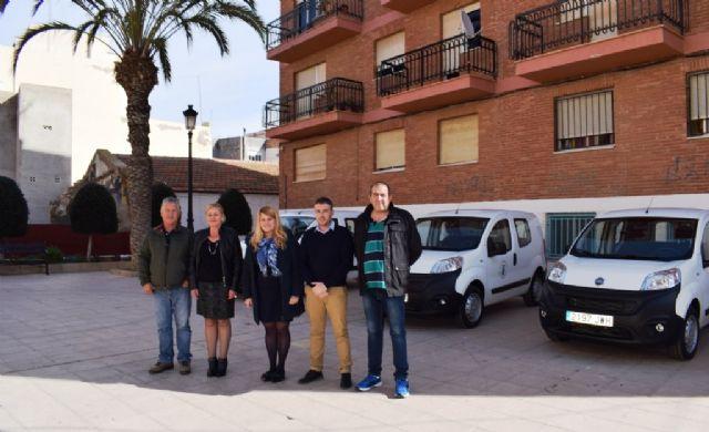 La adquisición de cuatro nuevos vehículos optimiza el gasto del parque móvil - 1, Foto 1