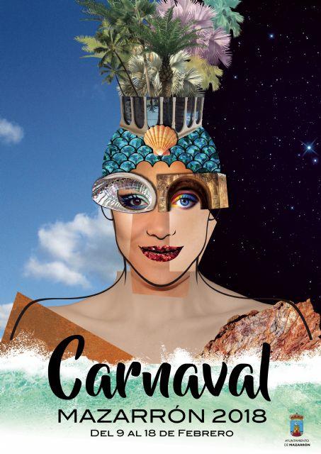 Más de 40 peñas y 2.000 participantes se darán cita en el Carnaval de Mazarrón 2018, Foto 2
