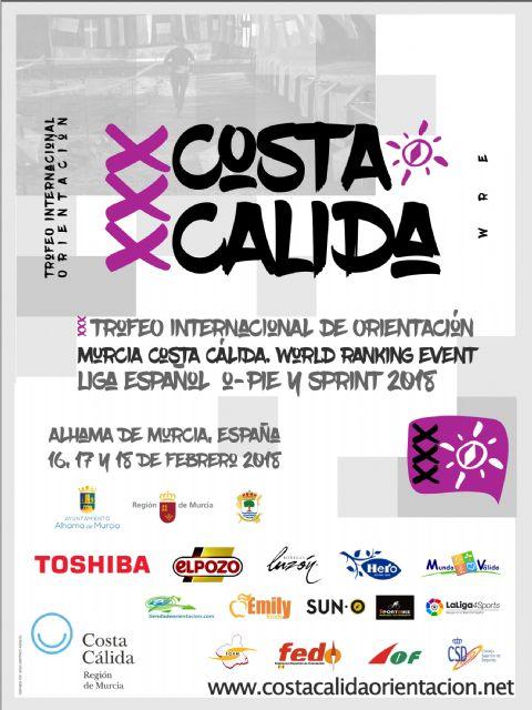XXX Trofeo Costa Cálida de Orientación, Foto 3