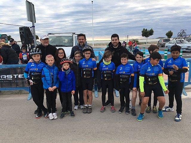 Alumnos de la Escuela de Ciclismo Terra Sport Cycling participaron en la primera prueba regional de Escuelas BTT, Foto 1