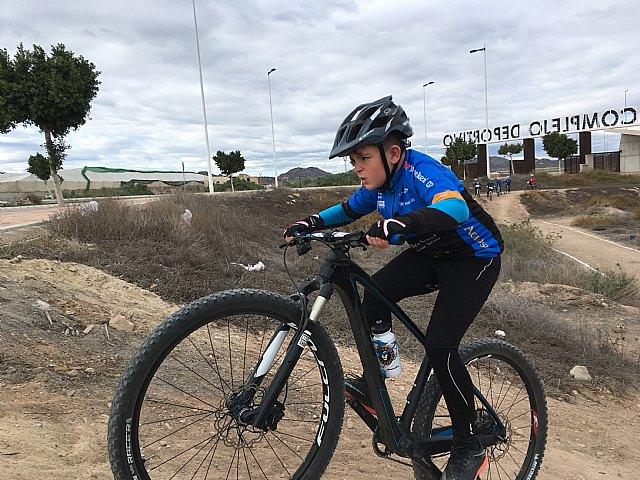 Alumnos de la Escuela de Ciclismo Terra Sport Cycling participaron en la primera prueba regional de Escuelas BTT, Foto 2