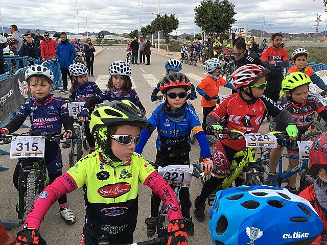Alumnos de la Escuela de Ciclismo Terra Sport Cycling participaron en la primera prueba regional de Escuelas BTT, Foto 3