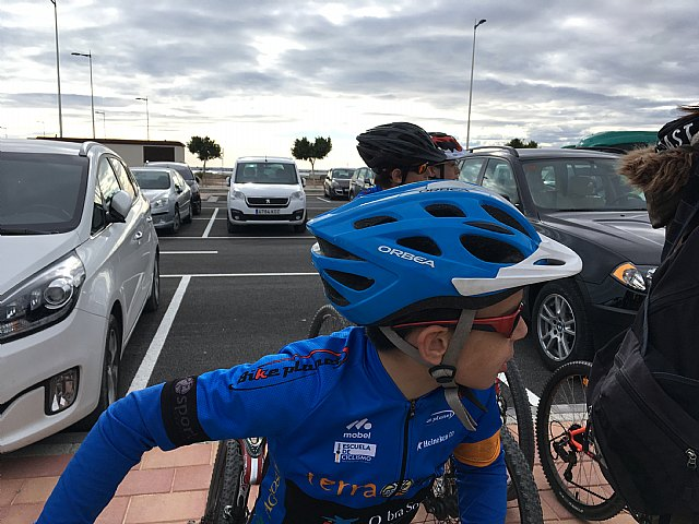 Alumnos de la Escuela de Ciclismo Terra Sport Cycling participaron en la primera prueba regional de Escuelas BTT, Foto 4