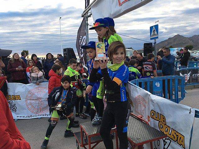 Alumnos de la Escuela de Ciclismo Terra Sport Cycling participaron en la primera prueba regional de Escuelas BTT, Foto 5