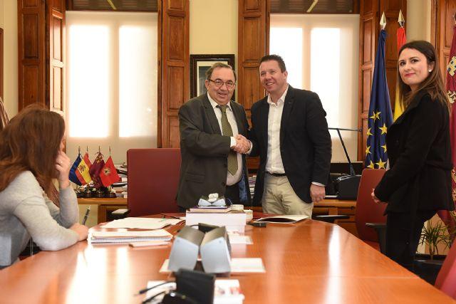 UMU y ayuntamiento de Mula colaborarán en actividades de voluntariado - 1, Foto 1