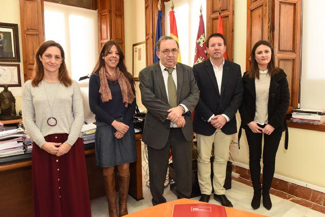 UMU y ayuntamiento de Mula colaborarán en actividades de voluntariado - 2, Foto 2