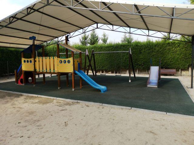 El Ayuntamiento de Molina de Segura invierte unos 50.000 euros en obras de mejora en los parques de las escuelas infantiles La Inmaculada, Consolación y Cañada de las Eras - 3, Foto 3