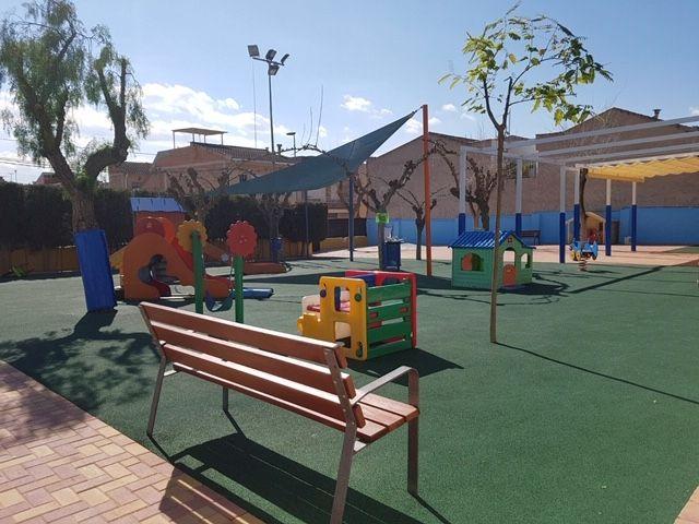 El Ayuntamiento de Molina de Segura invierte unos 50.000 euros en obras de mejora en los parques de las escuelas infantiles La Inmaculada, Consolación y Cañada de las Eras - 4, Foto 4