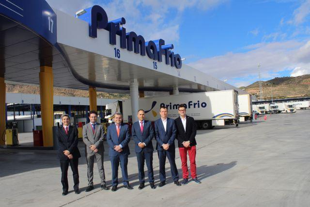 Primafrio y la Universidad Politécnica de Cartagena firman un protocolo de actuación en el ámbito de la industria 4.0, Foto 2