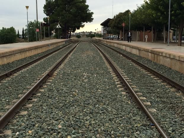 Cortar�n el tr�fico ferroviario entre Murcia y Lorca durante dos semanas por obras debido a la implantaci�n de nuevas instalaciones de seguridad; del lunes 11 al s�bado 23 de febrero, Foto 5