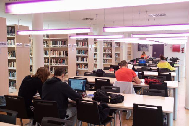 El ayuntamiento amplía a los sábados la apertura de las aulas de estudio, Foto 1