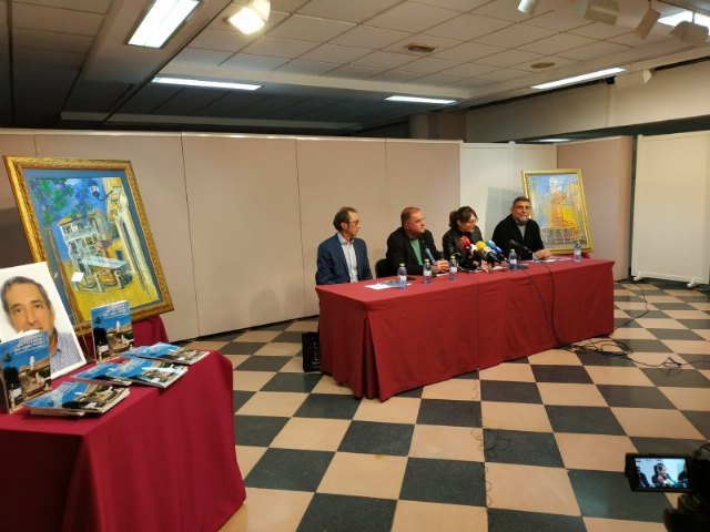 They present the last book of the historian and Favorite Son of the City, Ginés Rosa, Foto 1