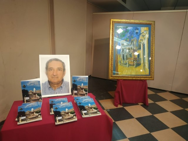 They present the last book of the historian and Favorite Son of the City, Ginés Rosa, Foto 2