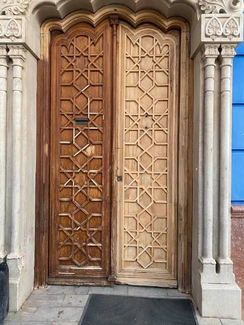 Restauración y rehabilitación de la puerta de la Casa de Cultura - 1, Foto 1