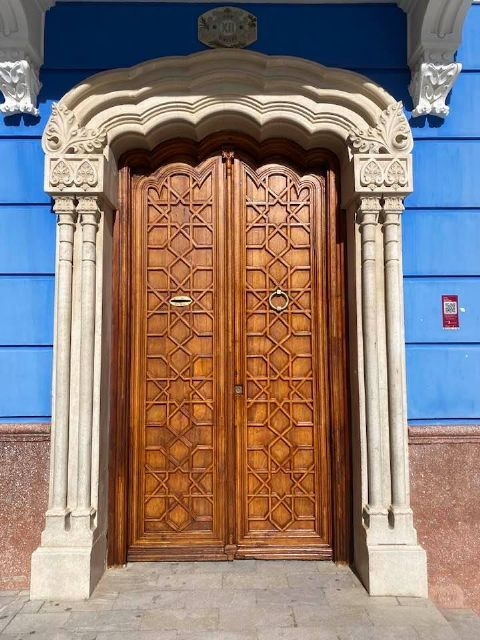 Restauración y rehabilitación de la puerta de la Casa de Cultura - 3, Foto 3