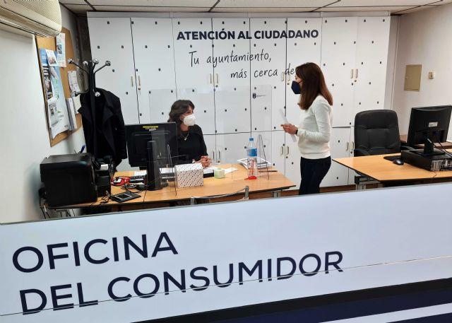 La Oficina del Consumidor (OMIC) del Ayuntamiento de Caravaca atendió el pasado año más de 2.300 reclamaciones y consultas - 1, Foto 1