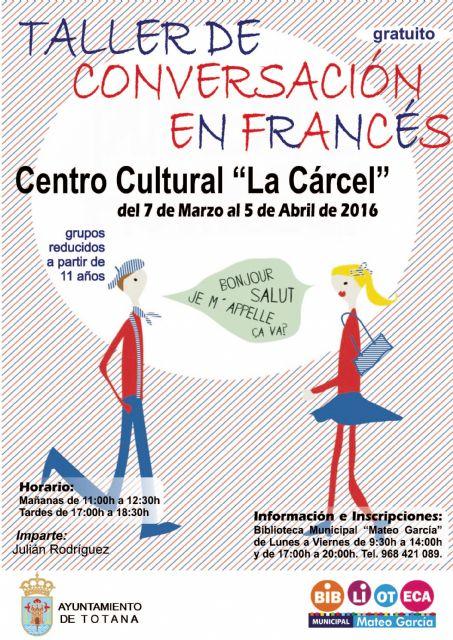 Ofertan un taller de conversación en francés para niños y jóvenes a partir de 11 años, Foto 1