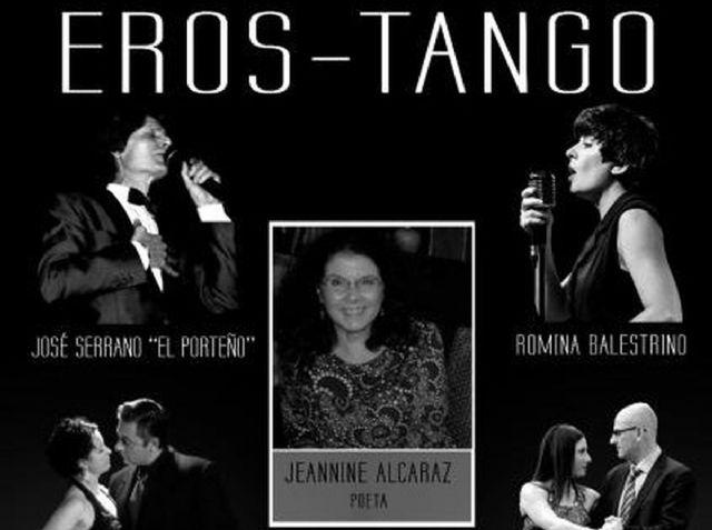 El espectaculo Eros Tango llega este sabado al Teatro Circo Apolo de El Algar - 1, Foto 1