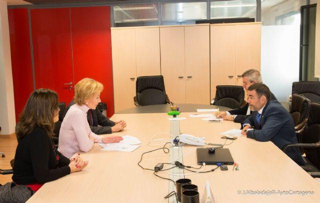 La nueva directiva de AYUME da a conocer sus proyectos al alcalde - 1, Foto 1