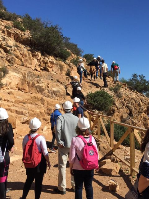 Técnicos de Turismo de la Región visitan Torre-Pacheco, Foto 1