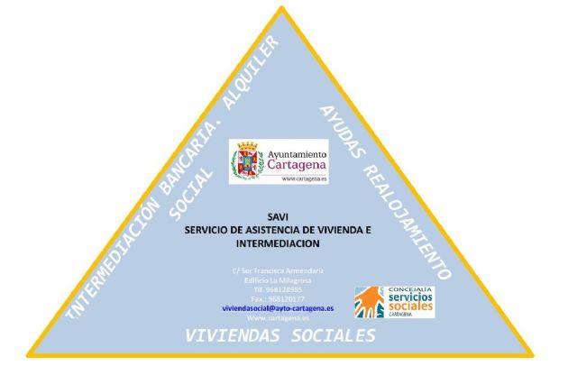 Servicios Sociales lanza un folleto para que los ciudadanos con problemas de vivienda conozcan las prestaciones que tienen a su disposicion - 1, Foto 1