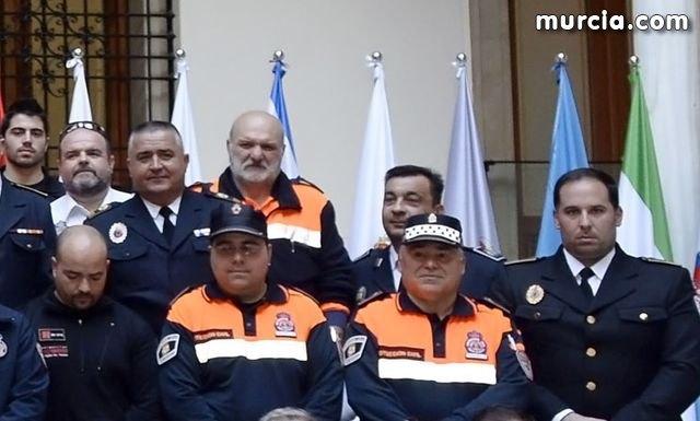 Pedro Antonio Sánchez: Protección Civil representa esa alianza de solidaridad e implicación cuando la gente más lo necesita, Foto 4