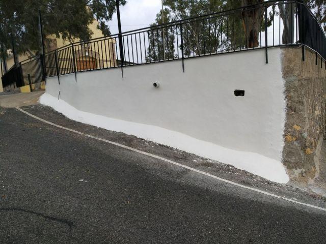 Mejoras en el Local Social de La Huerta, Foto 5