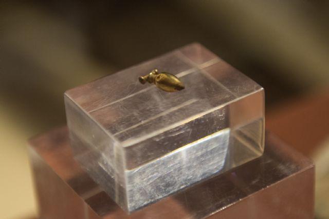 El museo de la Factoría Romana expone los restos de época fenicia hallados por los alumnos del curso de arqueología subacuática, Foto 3